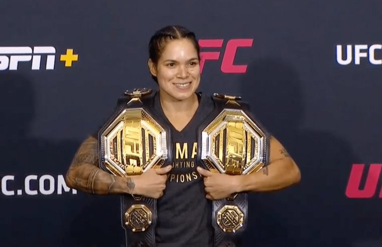 Dana White Rips MMA Media Over Lack Of Respect For Amanda Nunes