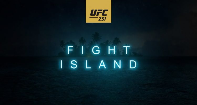 UFC 251 Fight Island Usman vs Burns