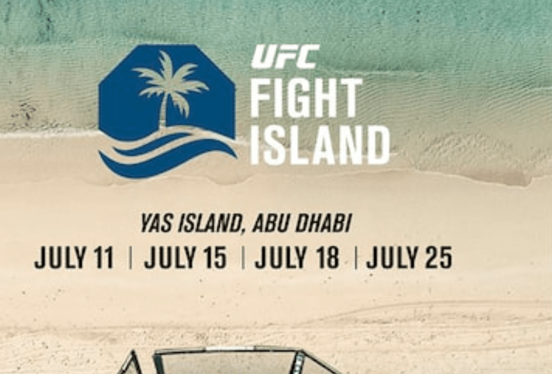 UFC: Everything You Need To Know About Fight Island And More