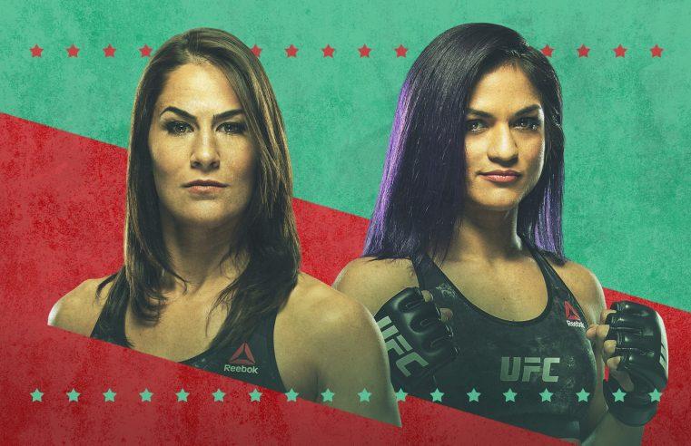 UFC Vegas 2: Eye vs Calvillo Results