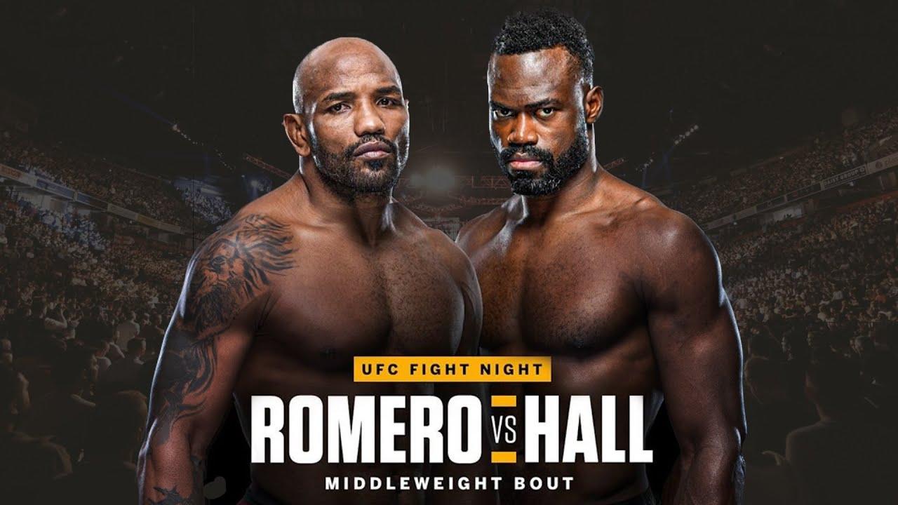 UFC Fight News: Including Yoel Romero, Chris Weidman & Derrick Lewis
