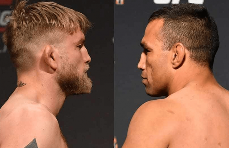 Alexander Gustafsson On Fabricio Werdum Fight: I Will Win Of Course