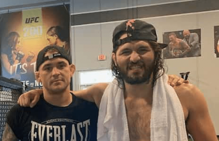 Poirier Thinks Masvidal Is Going To Surprise A Lot Of People At UFC 251