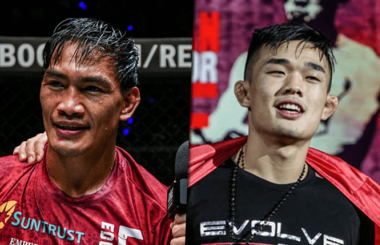 Christian Lee And Eduard Folayang Interested In Facing Each Other