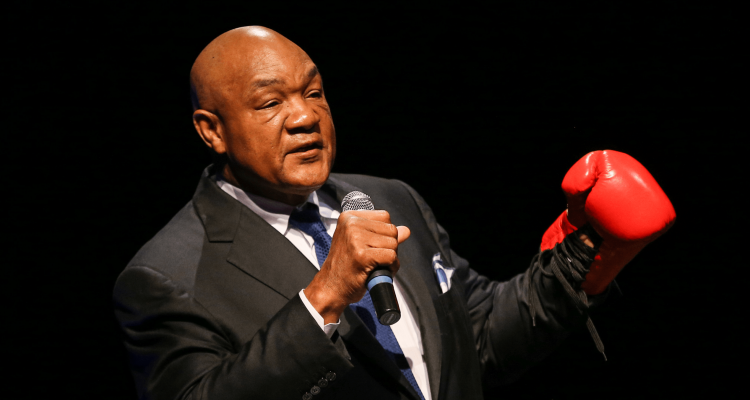 Boxing George Foreman