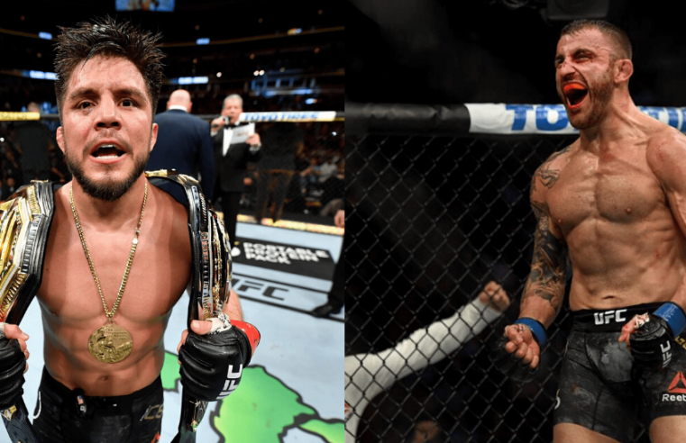 UFC: Henry Cejudo Accuses Alex Volkanovski Of Ducking Him