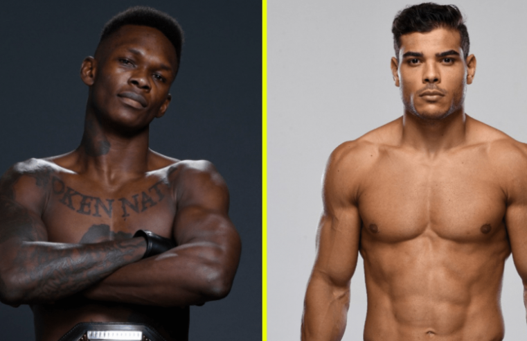 UFC: Robert Whittaker Breaks Down Israel Adesanya vs Paulo Costa