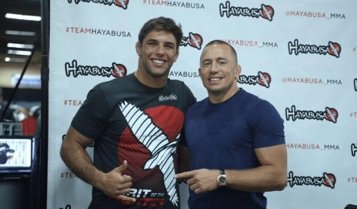 Marcus Almeida Signs With ONE Championship