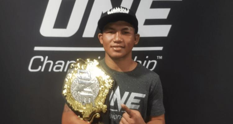 ONE Championship Rodtang Jitmuangnon