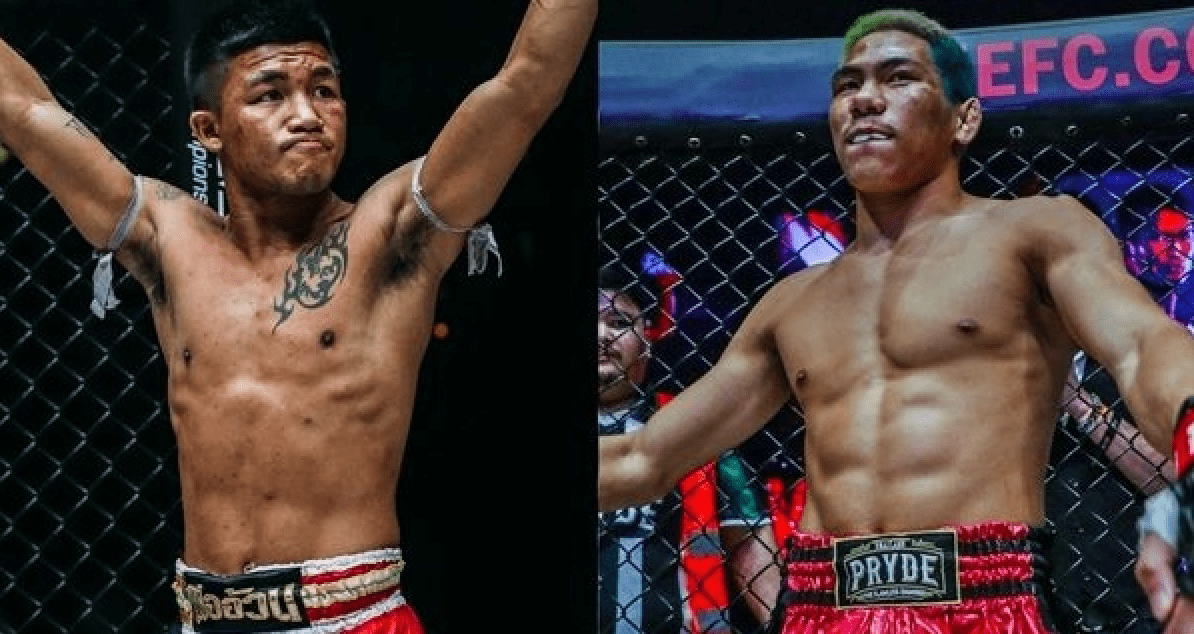Rodtang And Petchdam Are Ready To Throw Down At ONE: No Surrender