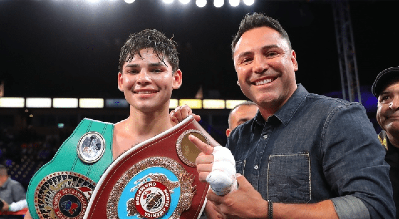 Ryan Garcia Says He Would Fight Henry Cejudo And Dillon Danis In MMA