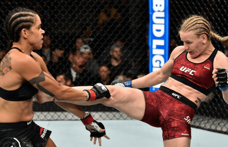 Valentina Shevchenko Opens Up On Potential Amanda Nunes Trilogy
