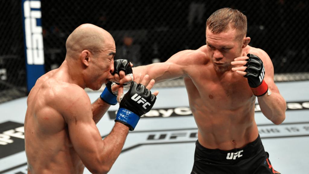 UFC 251 Jose Aldo vs Petr Yan