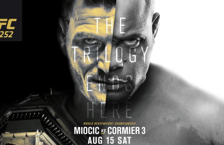 UFC 252 Pre-Fight Videos