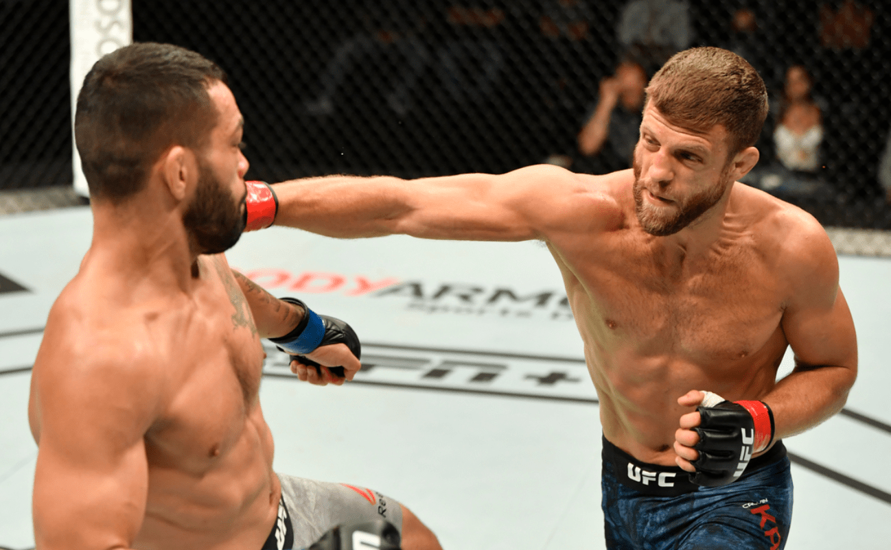 This Is How The MMA World Reacted To UFC Fight Island 1