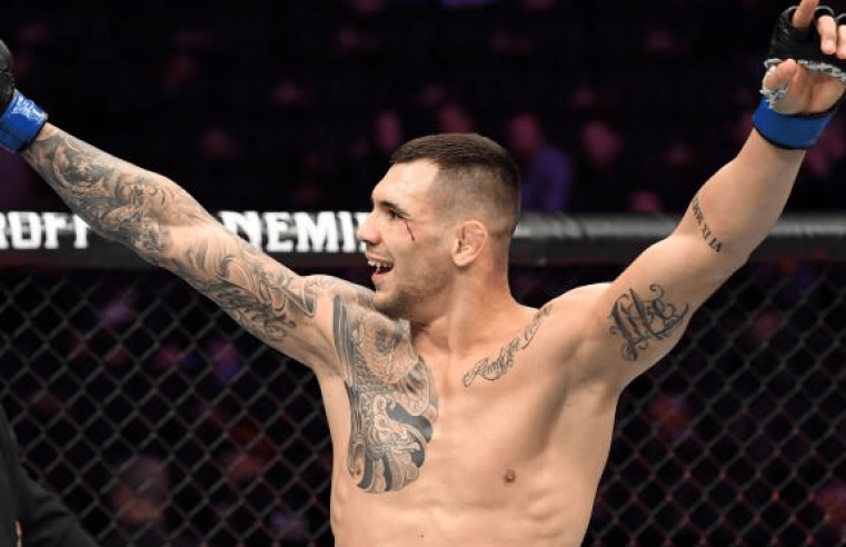 This Is How The MMA World Reacted To UFC Vegas 8