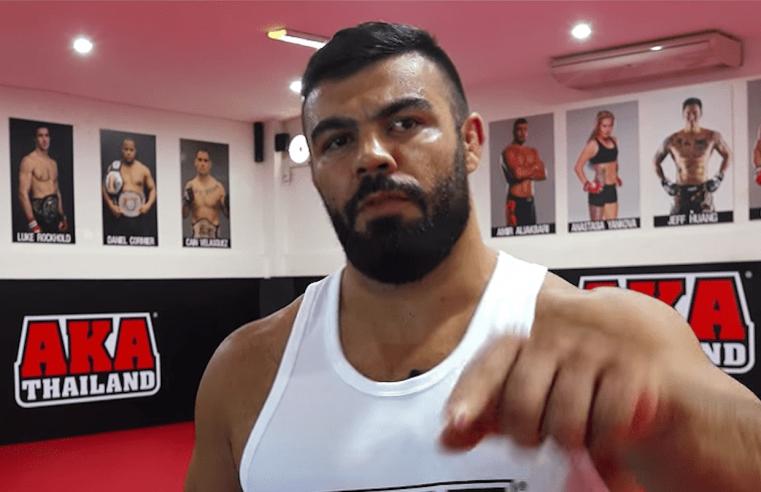 Greco-Roman Champion Amir Aliakbari Signs With ONE Championship