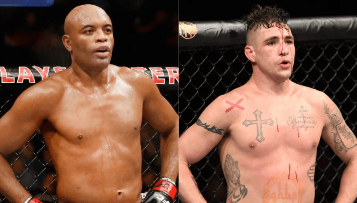Anderson Silva & Diego Sanchez Discuss Potential Last Fights Coming Up