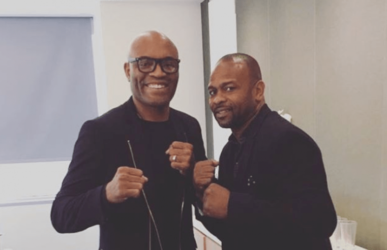 Roy Jones Jr Still Wants To Fight Anderson Silva