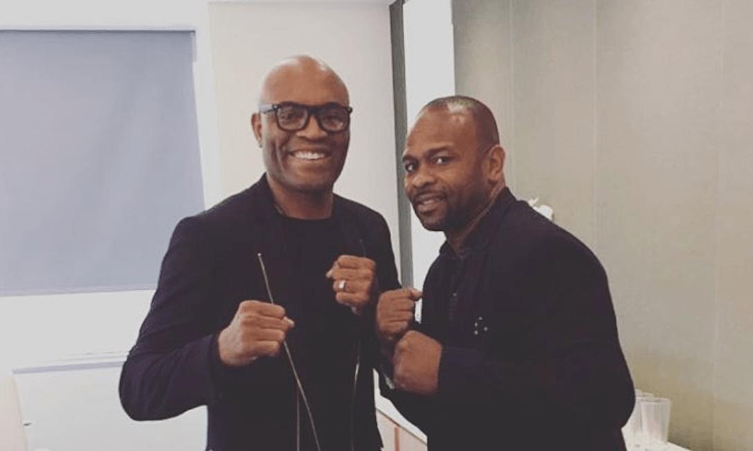 Roy Jones Jr Still Wants To Fight Anderson Silva