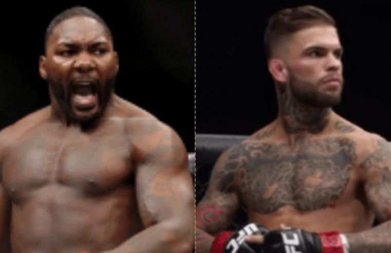 Ali Abdelaziz: Cody Garbrandt And Anthony Johnson Will Win UFC Titles