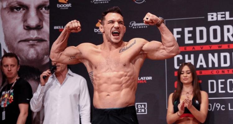 Bellator UFC Michael Chandler