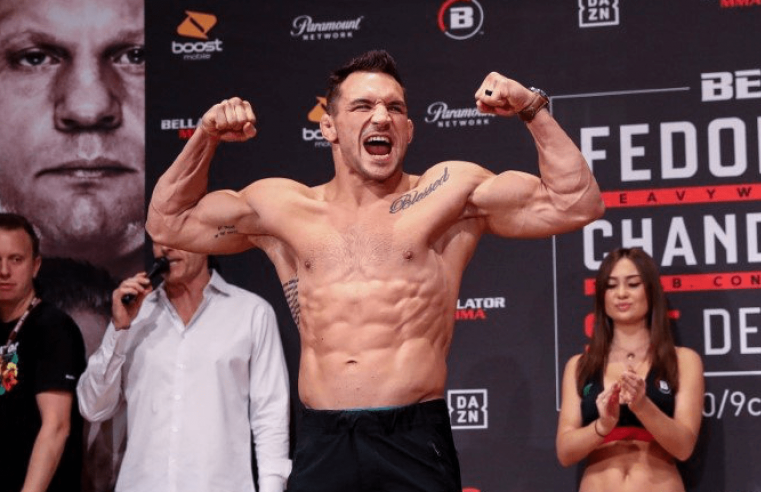 Michael Chandler Breaks Down His Rivals In UFC Lightweight Division