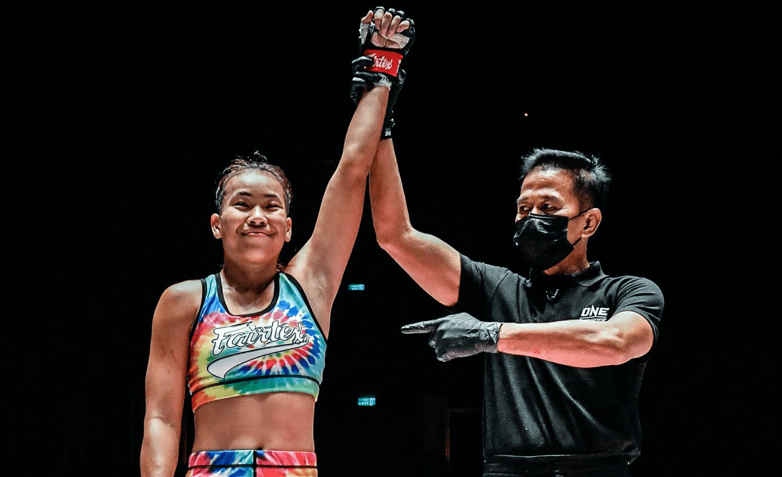 Wondergirl On Latest Win, Her Sister's Debut, Stamp & Future Opponents