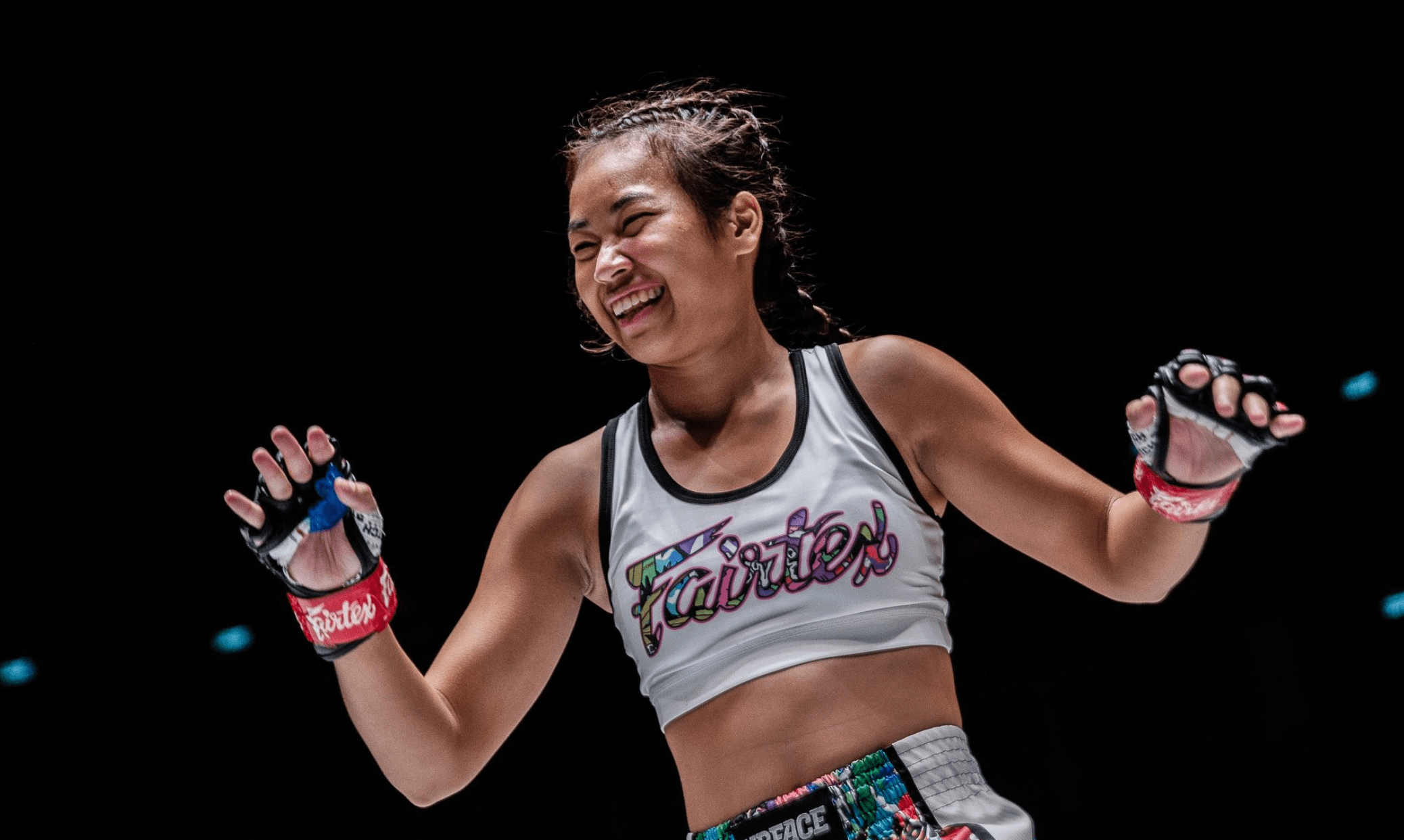 Wondergirl Wants To Fight For Muay Thai Title And Make MMA Debut This Year
