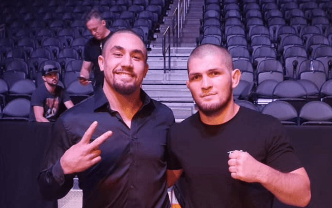UFC – Robert Whittaker: I Think Khabib Is Phenomenal