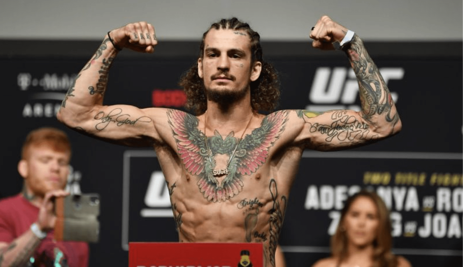 Sean O'Malley Wants To Prove The 'Stupid People' Wrong At UFC 260