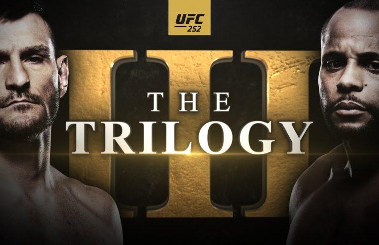 UFC 252: Miocic vs Cormier Results
