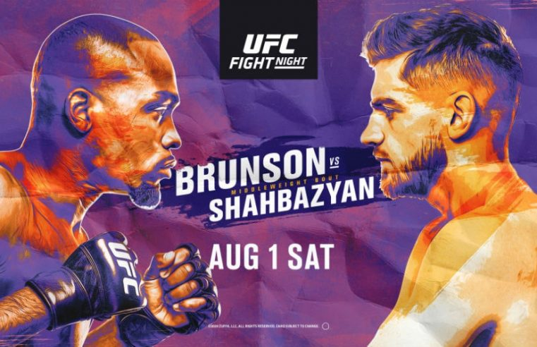 UFC Vegas 5: Brunson vs Shahbazyan Results