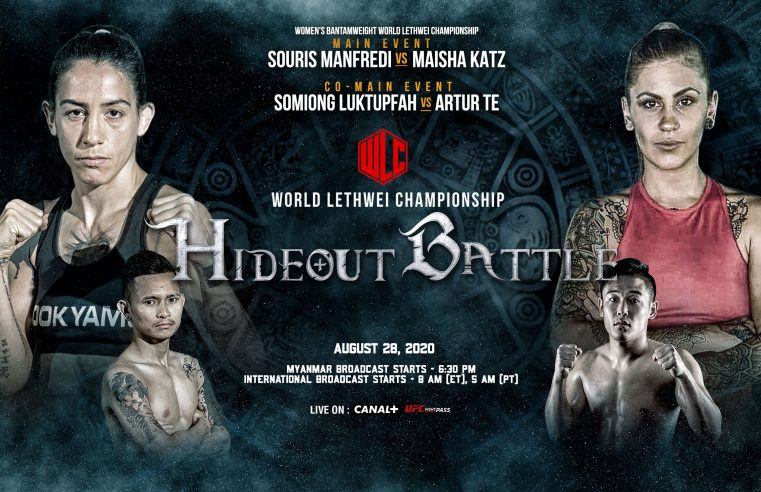 The World Lethwei Championship To Return With WLC: Hideout Battle