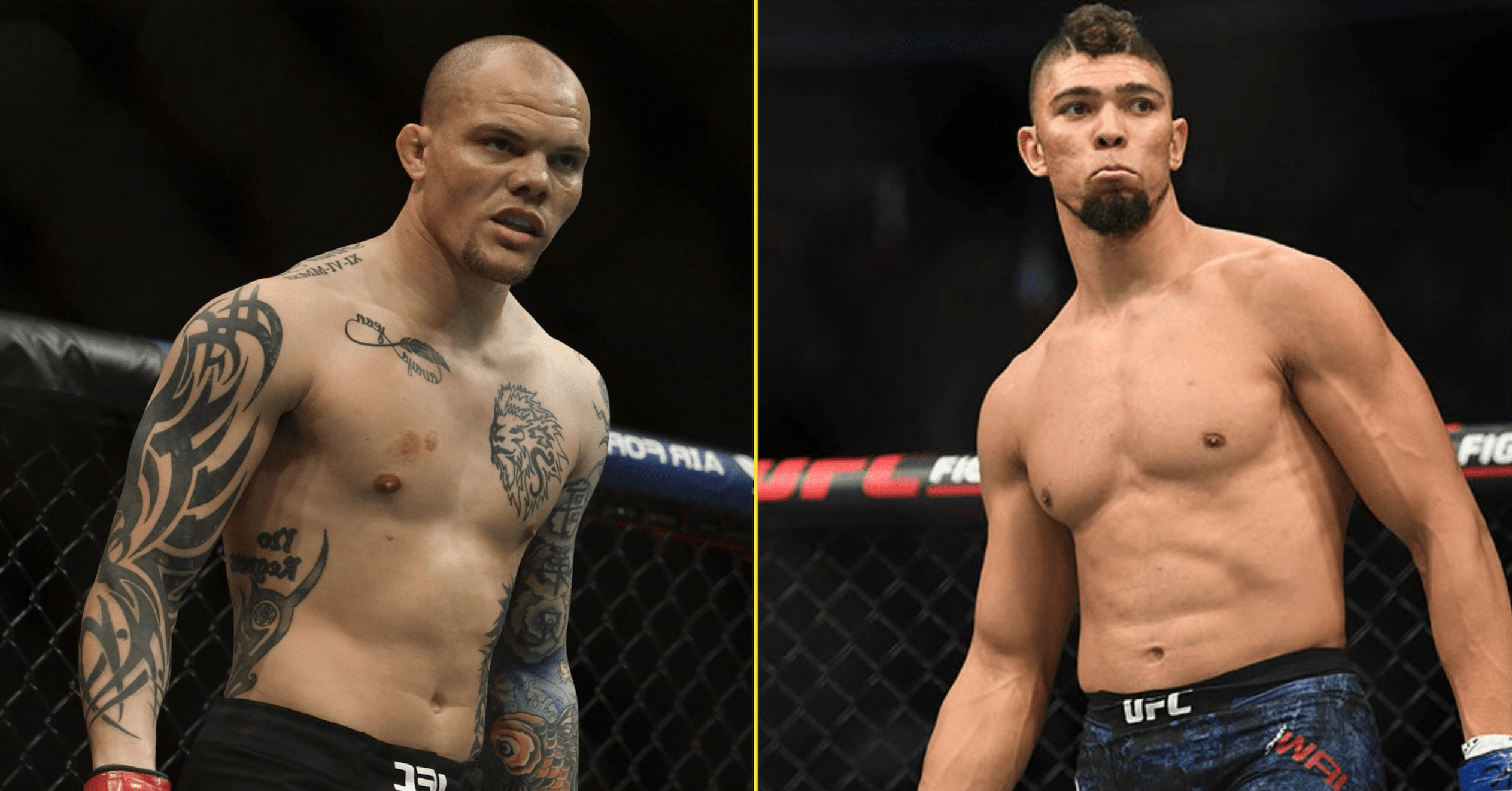 UFC: Anthony Smith Dismisses Johnny Walker's Call Out