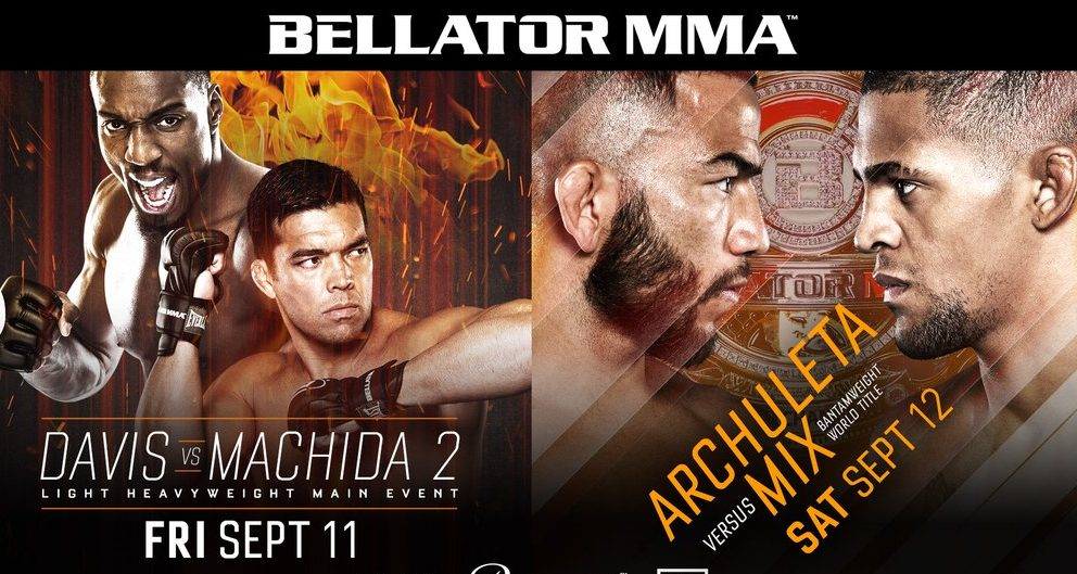 Bellator 245 And 246 Results