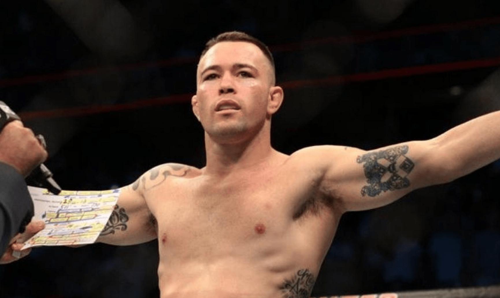 UFC Colby Covington