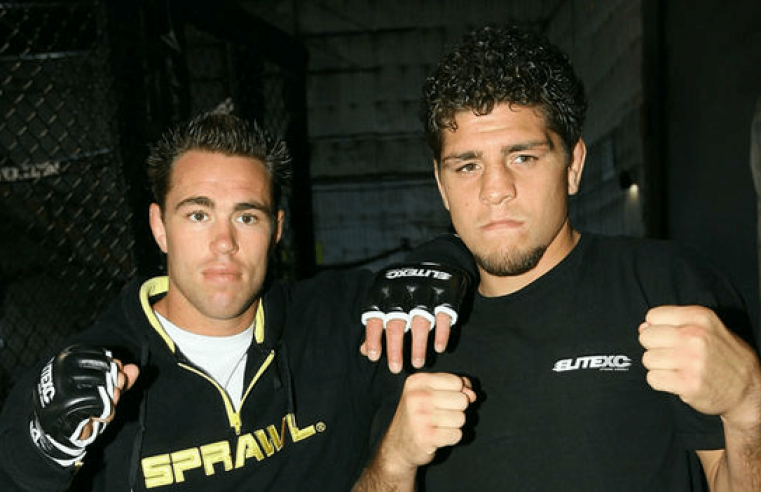 UFC: Jake Shields Thinks We're Going To See The Old Nick Diaz Return