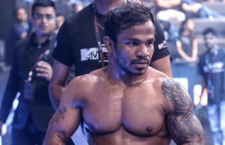 Kantharaj Shankar Agasa Wants To Test Himself Against Demetrious Johnson