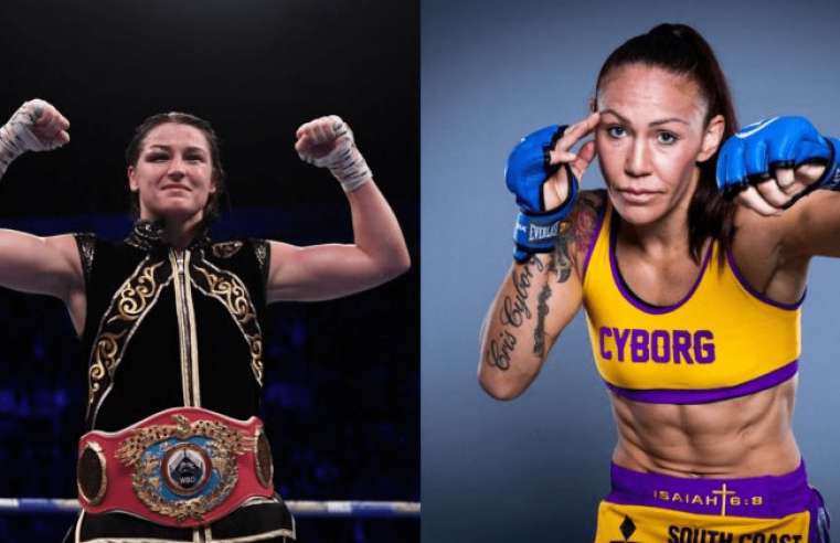 Coker Responds To Hearn's Comments On Potential Taylor vs Cyborg Fight