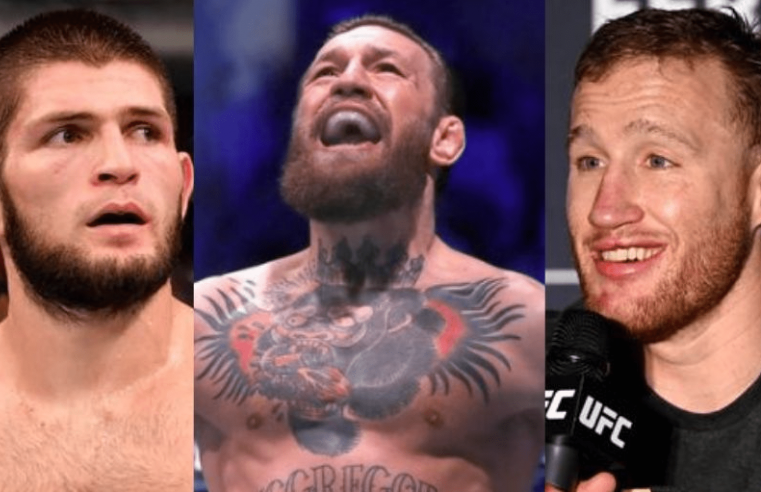 UFC: Justin Gaethje Eyes Legacy Wins Over Khabib And Conor McGregor