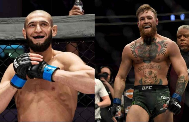 UFC – Abdelaziz: Chimaev Would Kill 'Mentally Unstable' McGregor