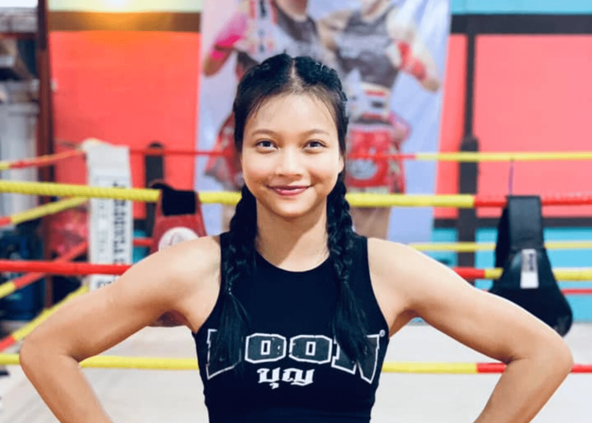 Supergirl Details Her Muay Thai Journey