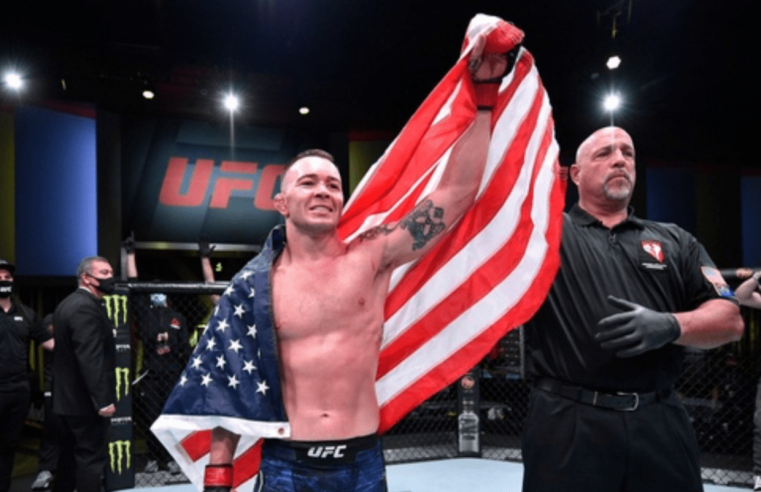 UFC – Colby Covington On Nick Diaz Return: I'd Definitely Retire Him