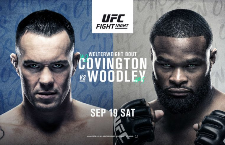 UFC Vegas 11: Covington vs Woodley Results And Post Fight Videos