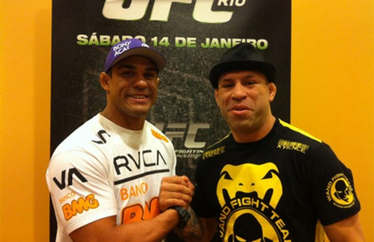 Vitor Belfort To Wanderlei Silva: Stop Posting Fake News, Start Negotiating