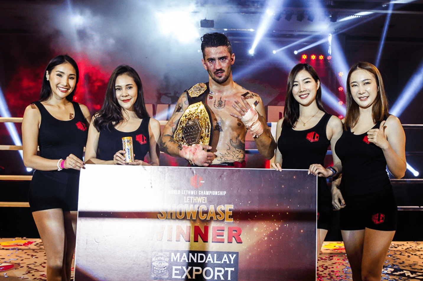 WLC: Lethwei Showcase Results