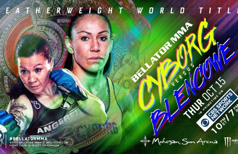 Bellator 249: Cyborg vs Blencowe Results