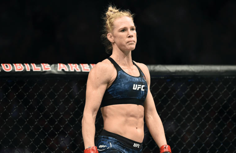 Holly Holm Eyes Title Shot With Win Over Julianna Pena