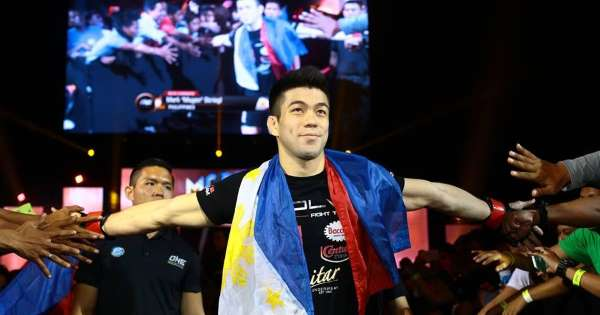 Mark Striegl Proud To Represent The Philippines In The UFC